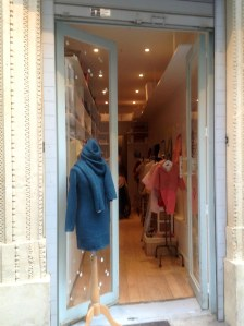 CdeC shop, Paris